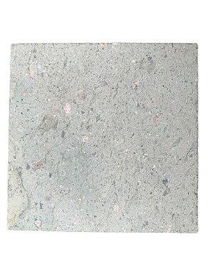 Pedra Lazzy Lisa 10X10X1Cm CX. com 1M²