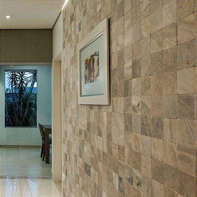Pedra Ônix 10X10 Cx.  com 1m²