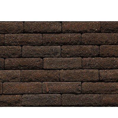 Tijolo Rockface Pensilvania Cx.  Com 0,5M²