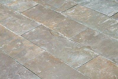 Tijolo River Stone Eufrates Cx. Com 1M²