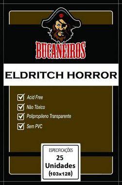 Sleeves Customizados - Eldritch Horror (Anciões e Investigadores) (103x128 mm)