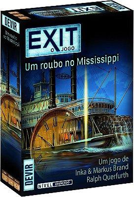 Exit - Roubo no Mississipi