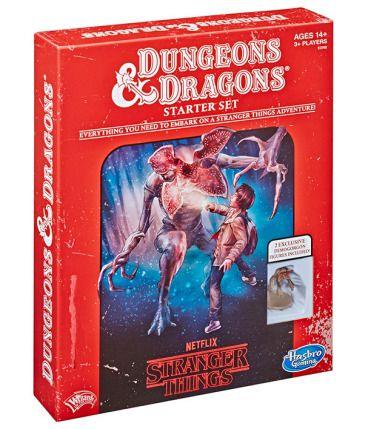 Dungeons & Dragons - Stranger Things (Produto em Inglês)