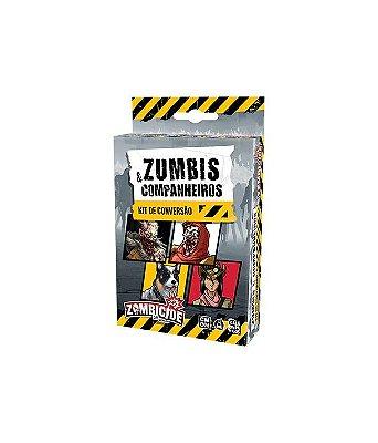 Zombicide (2ª Edição) – Zumbis e Companheiros Kit de Conversão