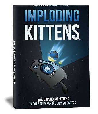 Imploding Kittens (Expansão de Exploding Kittens)