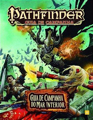 Pathfinder: Guia de Campanha do Mar Interior
