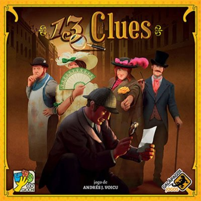 13 Clues
