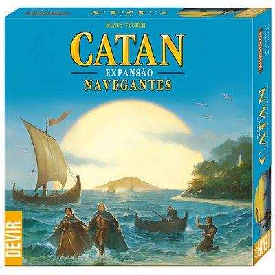 Catan - Navegantes (Expansão)