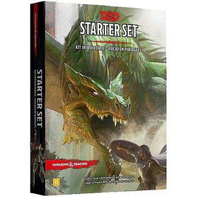 Dungeons & Dragons - Starter Set (PT-BR)