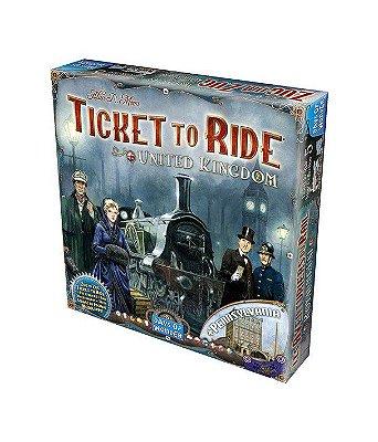 Ticket to Ride - Reino Unido e Pensilvânia (Expansão)