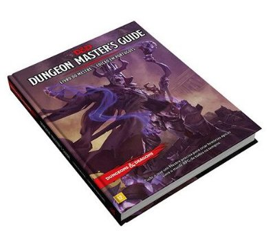 Dungeons & Dragons - Dungeon Master's Guide (PT-BR)