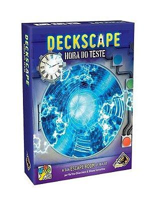 Deckscape 1 - Hora do Teste