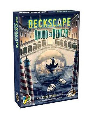 Deckscape 3 - Roubo em Veneza