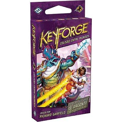 Keyforge - Colisão entre Mundos (Unidade)