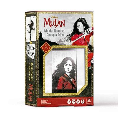 Mulan - Monta Quadros