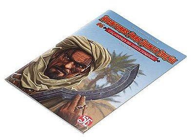 Dungeons & Dragons - Aventuras para a Quinta Edição 06: Caçadores do Oásis Pedido