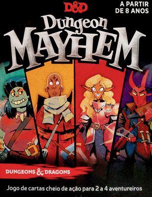 Dungeons & Dragons - Dungeon Mayhem