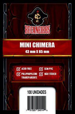 Sleeves Mini Chimera 43 x 65 mm (Bucaneiros)