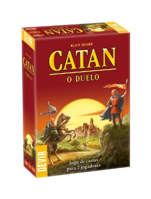 Catan - O Duelo