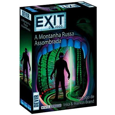 Exit - Montanha Russa Assombrada