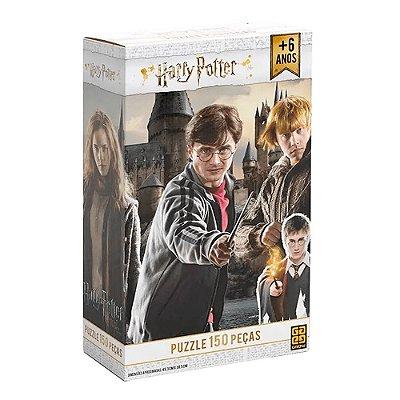 Quebra-Cabeça Harry Potter 150 peças