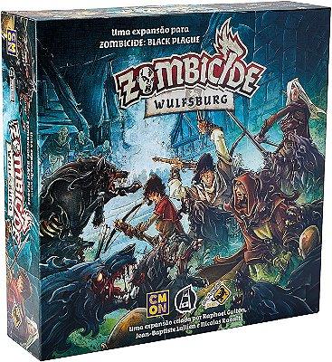 Zombicide - Black Plague: Wulfsburg (Expansão)
