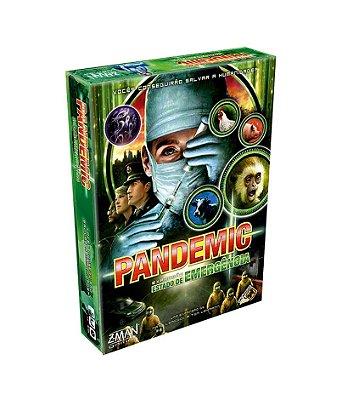 Pandemic - Estado de Emergência (Expansão)