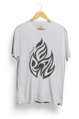 Camiseta Geração Real - Branca
