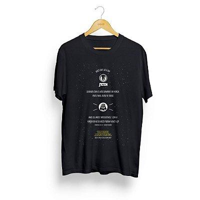 Camiseta Eleve Start Wars Chumbo