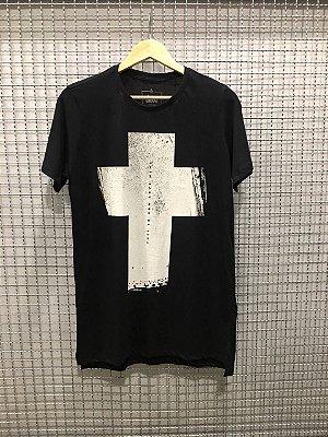 Camiseta Cruz masculina