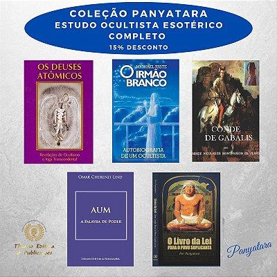 Coleção Panyatara: Estudo Ocultista Esotérico Completo