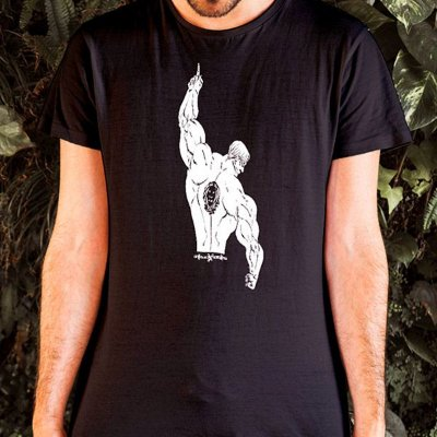 Camiseta Nanatsu no Taizai Escanor e o Pecado do Leão