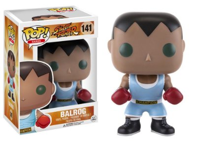 Funko Pop Balrog - Street Fighter