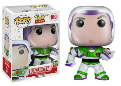 Funko Pop Buzz Lightyear - Toy Story