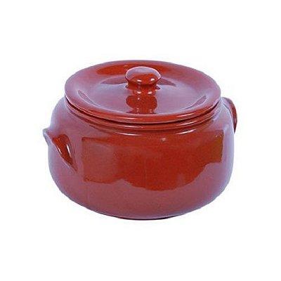 Caçarola de barro n.2 - 1,85 lts - Casserole