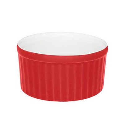 Tigela ramequim 6 cm - 50 ml Oxford vermelho