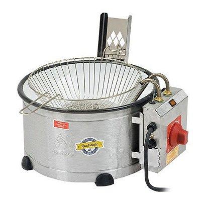 Tacho elétrico para fritura 3,5 litros Marchesoni