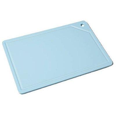Placa de corte 25 x 37 cm Pronyl azul