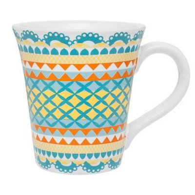 Caneca Tulipa 330 ml Bilro Oxford