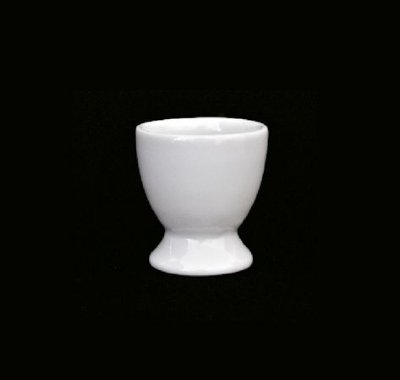 Porta ovos de porcelana Bot-Art
