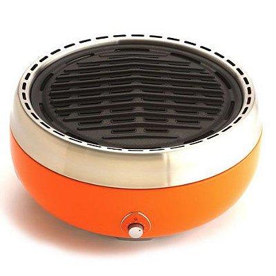 Churrasqueira portátil a carvão Get Grill Grillerette