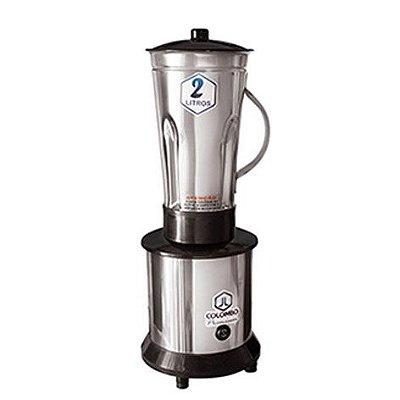 Liquidificador Industrial 2 Litros Alta Rotação 127 V Colombo