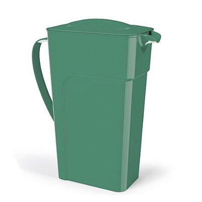 Jarra 1,2 litros verde água UZ