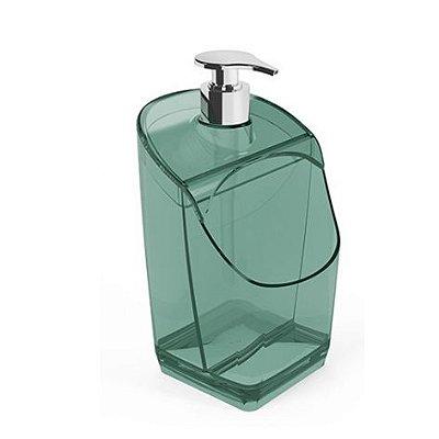 Porta Detergente Verde Translúcido UZ