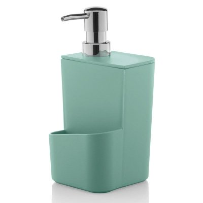 Dispenser para detergente 650 ml verde menta - Ou