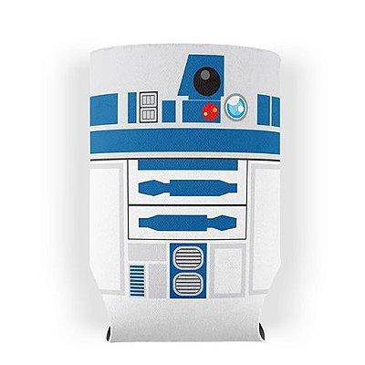 Porta latas R2-D2 Star Wars F. Geek
