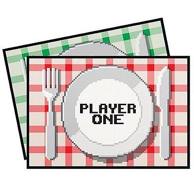 Jogo americano Players - 2 und Fábrica Geek