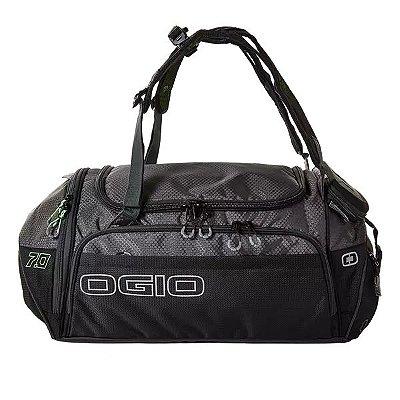 Bolsa De Equipamentos Ogio Endurance 7.0 - Preta/Verde