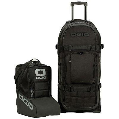 Bolsa De Equipamentos Ogio RIG 9800 Pro Wheeled Bag - Blackout