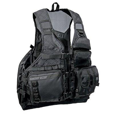 Colete Ogio Flight Vest Com Bolsa De Hidratação